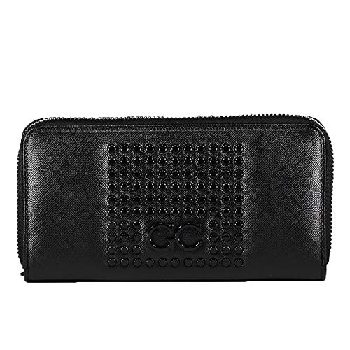 Gio Cellini wallet black tone on tone