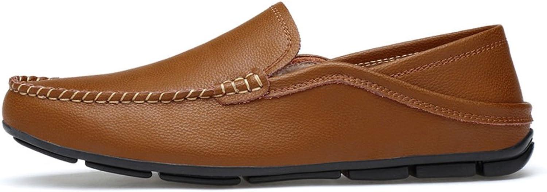SchuheDQ Weiche und Bequeme Schuhe für Herren, die Freizeitschuhe antreiben