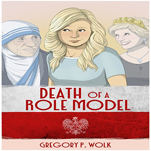 Death of a Role Model audiobook cover art