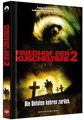 Friedhof der Kuscheltiere 2 - Die Untoten kehren zurück - Mediabook - Limited Collector's Edition auf 300 Stück - Ungeschnitten