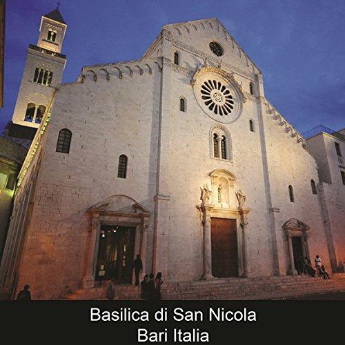 Basilica di San Nicola Bari Italia (ITA) copertina