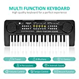 Immagine 1 sanlinkee tastiera pianoforte elettronica bambini