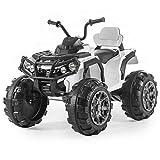 Lamas- Quad ATV, Colore Bianco, LMG013