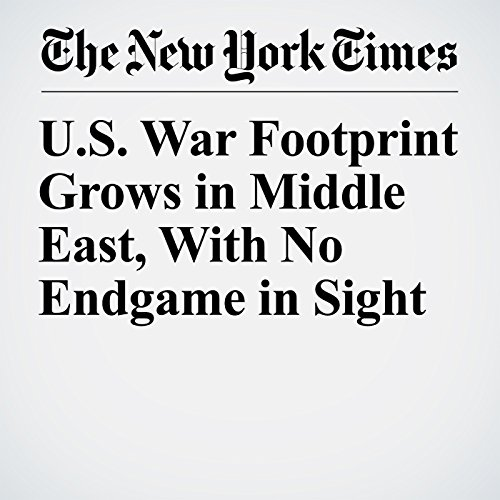 U.S. War Footprint Grows in Middle East, with No Endgame in Sight copertina