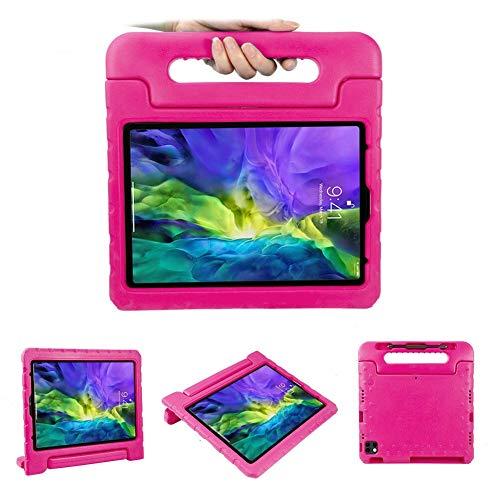 RZL Pad y Tab Fundas para iPad Pro 12.9 Pulgadas, EVA a Prueba de Golpes Super Protection Cover Portable Manand Kids Protect Tablet Funda para iPad Pro 11 2020