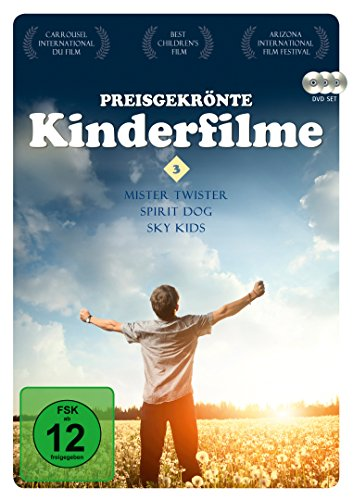 Preisgekrönte Kinderfilme 3 [3 DVDs]