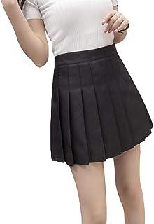 cb4a88a17 Amazon.es: Minifaldas Plisadas - Negro