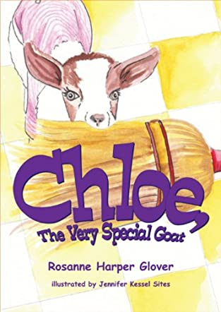 Chloe, the Very Special Goat