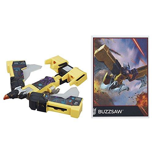Transformers Generations Legends Buzzsaw Action Figure