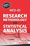 MCO-3 Research Methodology And Statistical Analysis