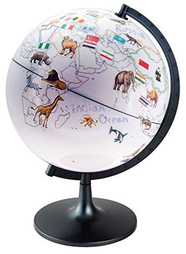 Edu Science Color My World Globe