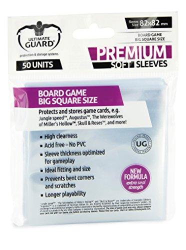 Ultimate Guard 10288 Premium Sleeves Fundas de Cartas del Juego de Mesa...