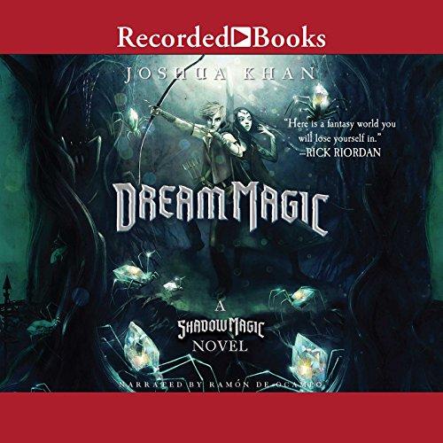 Dream Magic audiobook cover art