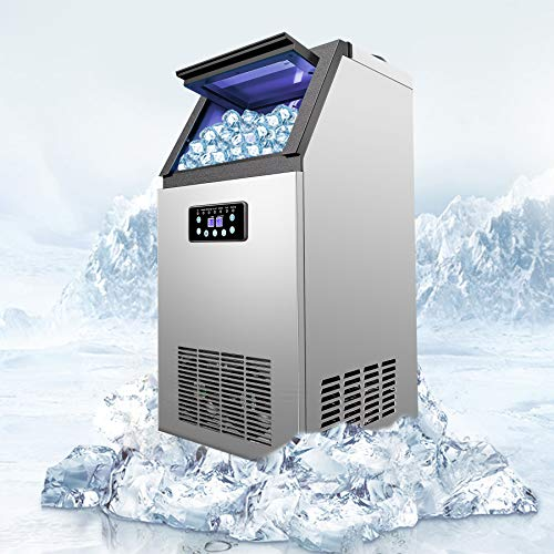 10. Z ZELUS 480W Máquina para hacer hielo
