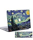 Custodia MacBook Pro 13 Pollici 2019 2018 2017 2016 - Plastica Rigida Cover Duro...