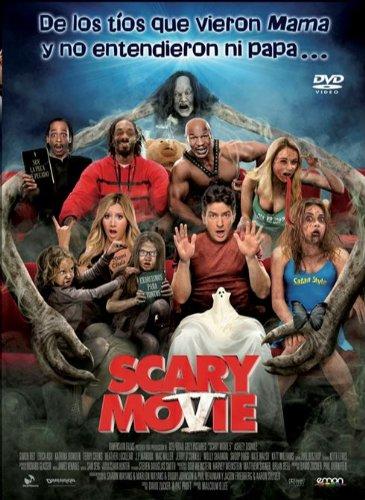 Scary Movie 5 (Import Movie) (European Format - Zone 2) (2013) Ashley Tisdale; Simon Rex; Erica Ash; Kate W