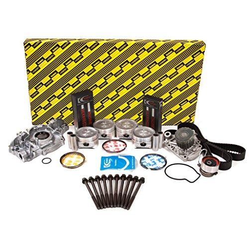 Evergreen OK4038M/0/0/0 Fits 01-05 Honda Civic DX LX 1.7L SOHC D17A1 Master Overhaul Engine Rebuild Kit
