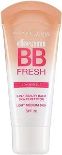 Maybelline Dream Fresh BB 8 in 1 Skin Corrector spf 30 - Light Ski- 30 ml