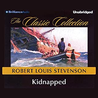 Kidnapped                   By:                                                                                                                                 Robert Louis Stevenson                               Narrated by:                                                                                                                                 Michael Page                      Length: 7 hrs and 43 mins     91 ratings     Overall 4.2