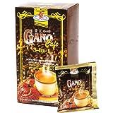 1 box of Gano Excel Original Ganocafe 3-in-1 Coffee Ganoderma Extract Beverages by Gano