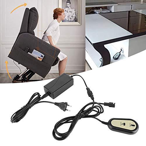 PVC, ABS, Controlador de Mano para sofá, Controlador de sofá eléctrico, Varillas de Empuje eléctricas para Patas de sofá, sillas de Ruedas eléctricas, sillones reclinables