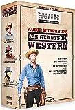Audie Murphy n° 5 - Les Géants du Western : Le tueur du Montana + Le nettoyeur + Les sept chemins du couchant [Francia] [DVD]
