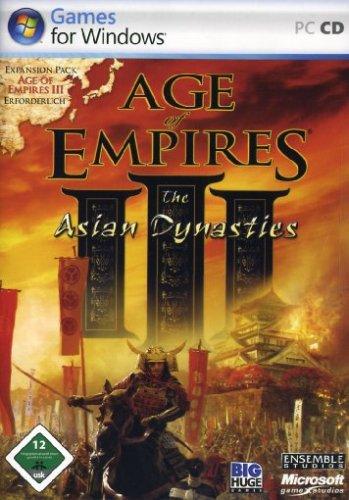 Age of Empires III: The Asian Dynasties (Add-On) [Importación alemana]