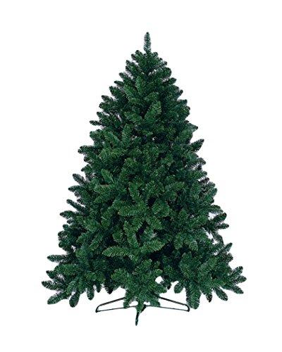 Viscio Trading Albero Natale, Acrilico, Verde, 876 Rami