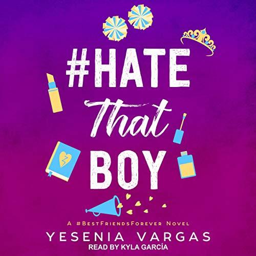 #HateThatBoy audiobook cover art