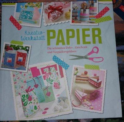 Kreativ-Werkstatt Papier ein Buch von Tchibo