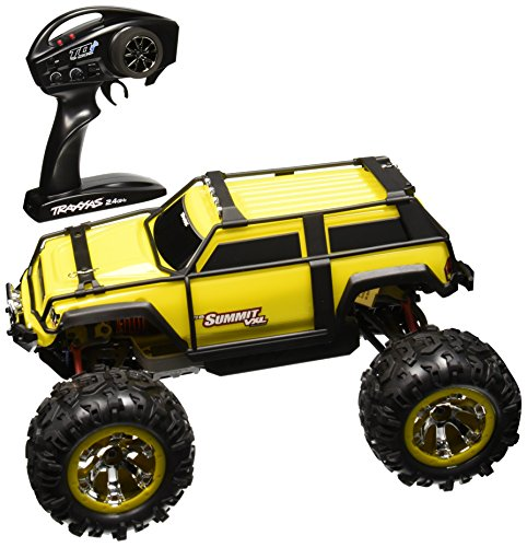 Traxxas 72076-3 1/16 Summit VXL Vehicle with TQi 2.4GHz