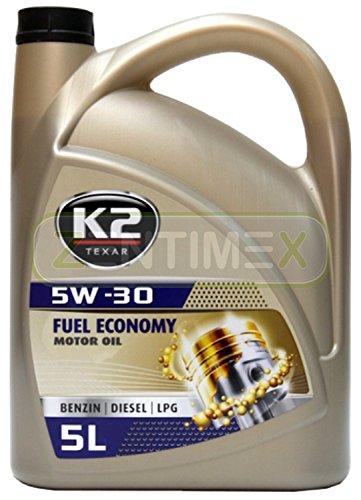 Motoröl Öl halb-synthetisch 5W-30 FUEL ECONOMY Nanotechnologie Benzin-Motoren Benziner LPG-Motoren...