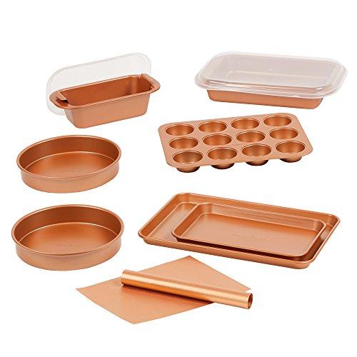 Copper Chef 12 Piece Elite Baking Pan Set