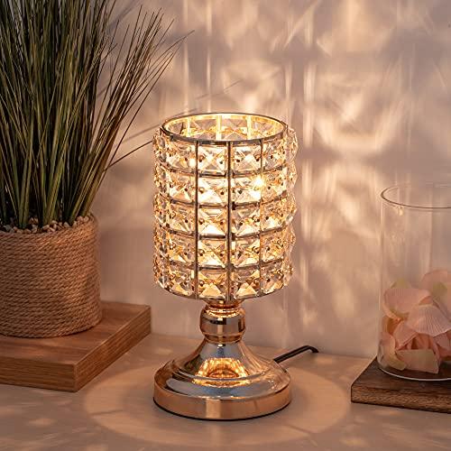 lámpara mesa cristal de la marca MOOACE