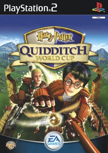 PS2 HARRY POTTER : QUIDDITCH WORLD CUP [REFURBISHED] (EU)
