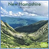 New Hampshire Landscape Calendar 2022: Official New Hampshire State Calendar 2022, 16 Month Calendar 2022