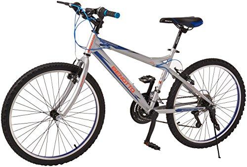 Benotto MRHPRO2421UNPL Bicicleta de Acero Rodada R24, Hombre, Frenos V, 21 Velocidades