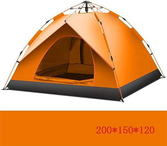 KCJMM Tente de Plage, Tente de Camping, Tente de Printemps pour la Prougeection UV, Prougeection Contre Le Soleil pour 2 Personnes, idéale pour la Plage, Le Camping et la pêche