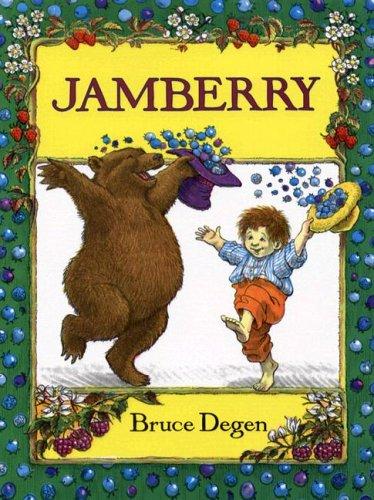 Jamberry (Book & CD)