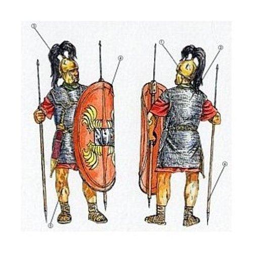 Italeri 6021 - Roman Infantry Scala 1:72