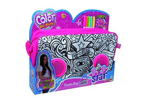 Simba 106376286–Color Me Mine Popstar Musik, Umhängetasche groß