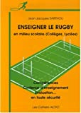 Enseigner le rugby
