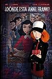 Dónde está Anne Frank (Best Seller | Cómic)