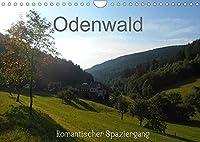 Odenwald - Romantischer Spaziergang (Wandkalender 2022 DIN A4 quer): Der Odenwald in romantischen Ansichten (Geburtstagskalender, 14 Seiten )