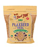 Best Flaxseeds - Bob's Red Mill Organic Brown Flaxseed Meal, 32-ounce Review