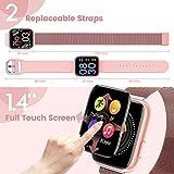 Zoom IMG-2 aimiuvei smartwatch donna orologio fitness