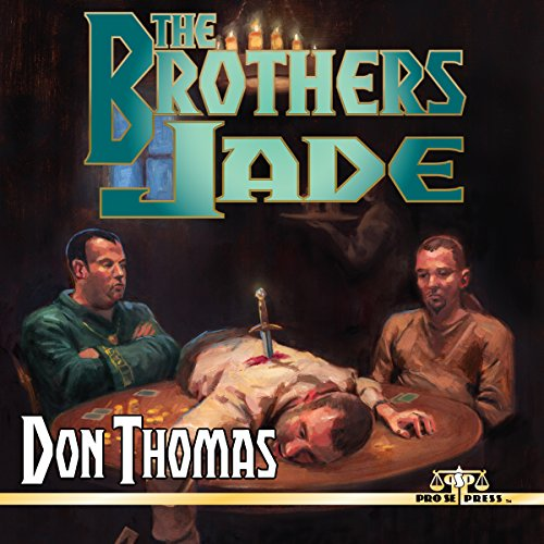 The Brothers Jade audiobook cover art