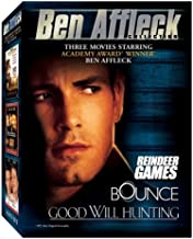 Ben Affleck Collection: (Good Will Hunting / Reindeer Games / Bounce)