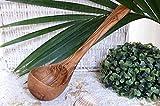 D.O.M.® Saunakelle aus Olivenholz 30 cm