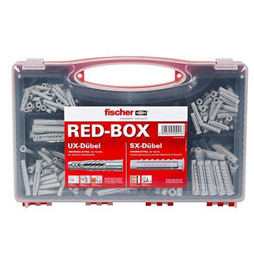 Dübelsortiment   290 Teilig   SX & UX   in Box von Fischer